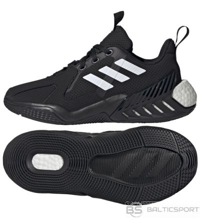 Adidas 4uture One J FV6451 apavi / 36 2/3 / Melna