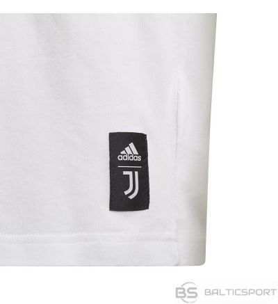 T-krekls Adidas Juventus Kids Tee GR2897 / Balta / 140 cm