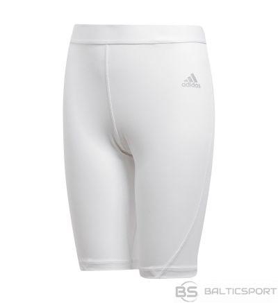 Adidas ASK Short Tight Y CW7351 / Balta / 140 cm