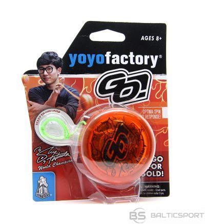 YoYo Spinstar Collection - Go!