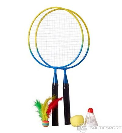 BS Labākais sporta īsā badmintona komplekts 46 cm 411541