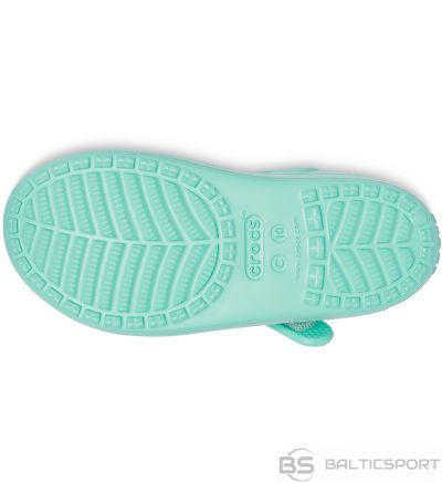 Crocs sandales bērniem Classic Cross siksna šarmu Miesave 206947 3U3 / 27-28