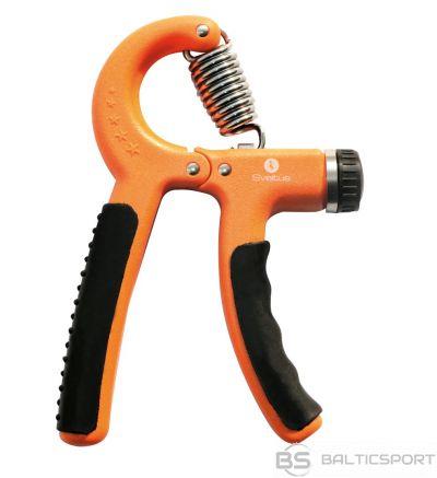 Spring grip SVELTUS 10-40 kg adjustable 2pcs
