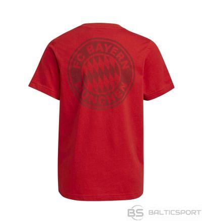 Adidas FC Bayern Kids Tee GR0678 T-krekls / Melna / 164 cm