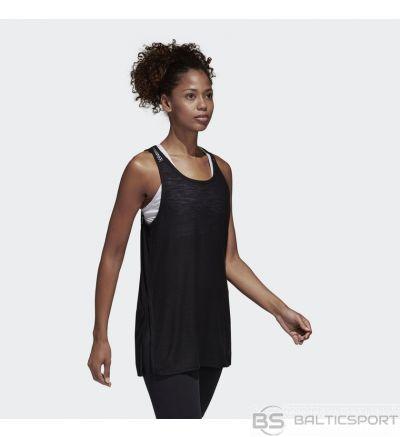 Krekls adidas W ID Loose Tank CG1006 / Melna / XXS