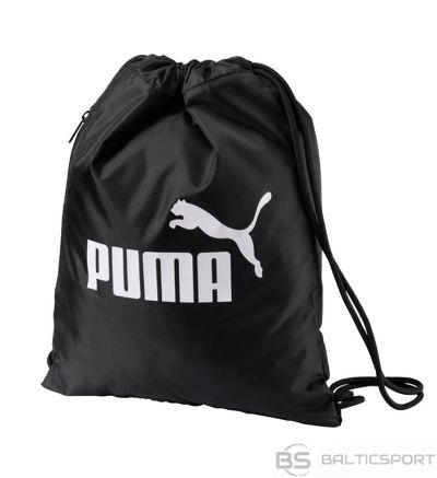 Mugursomas soma Puma Classic Cat Gym Sack 075606 01 / Melna / NS