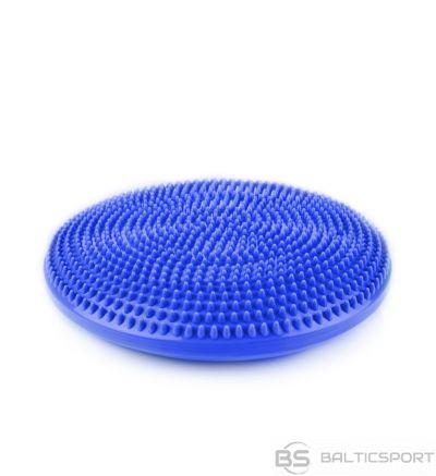 Spokey FIT SEAT Massage and balance pillow, Durable, moisture-resistant, 32.5 cm, Blue
