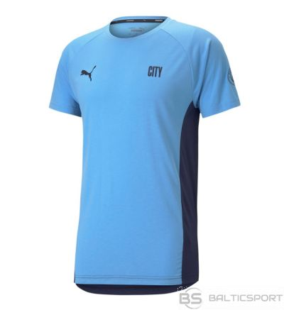 Puma Manchester City Evostripe Tee 758704 01 / Zila / XL