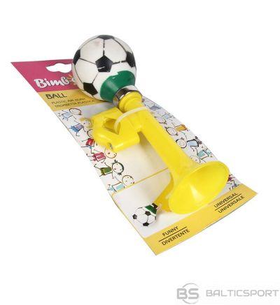 Velo taure BALL, balta/dzeltena