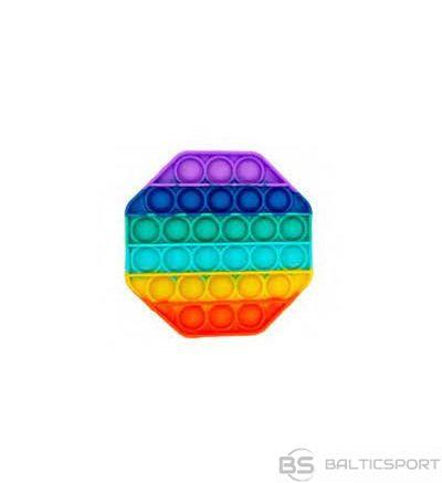 Spele antistresa / sīkā motorika   Push bubble pop spēle / astoņstūris