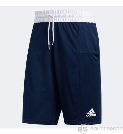 Adidas SPT 3S Short DX6658 / XS / Jūras zila šorti