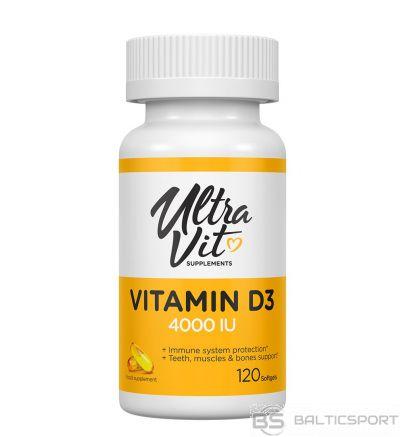 UltraVit Vitamin D3 4000 IU