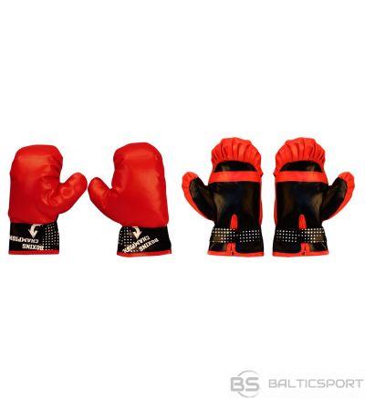 Schreuderssport Punchbag stand junior with gloves GET & GO 41BE