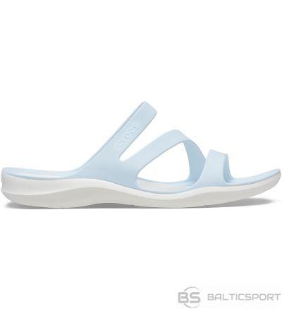 Crocs Sieviešu čības Swiftwater Blue-White 203998 4JQ / 41-42