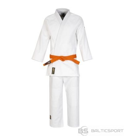 Džudo Kimono / Matsuru JUDO CLUB ZONDER 100% kokvilna 450 g/m² 130 cm balts