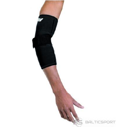 Rucanor Elbow support with elasticstrap EPICONDYLO L 201 black