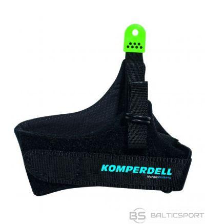 Komperdell Click in Strap S Left / Melna / Zaļa / S