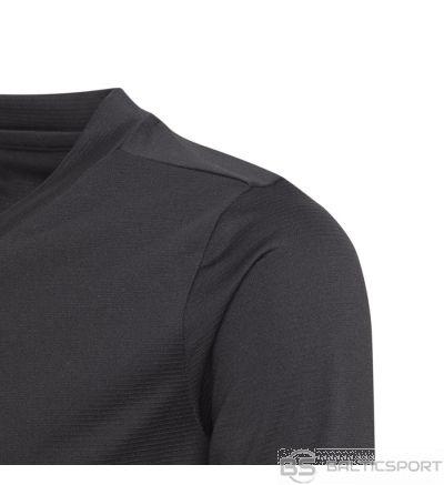 T-krekls adidas TEAM BASE TEE Junior GN5710 / Melna / 140 cm