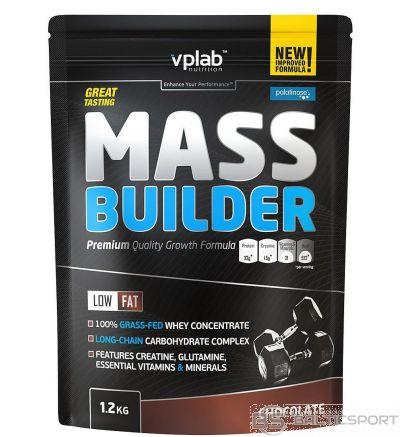 VPLab Mass Builder 1.2 kg - Šokolādes / 1,2 kg