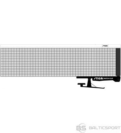 Stiga MATCH CLIP tīkls tenisa galdam