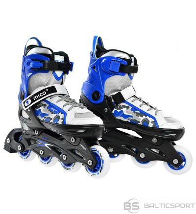 Bērnu regulējamas skrtuļslidas/ slidas  Mico Rider II 2w1 / 40-43