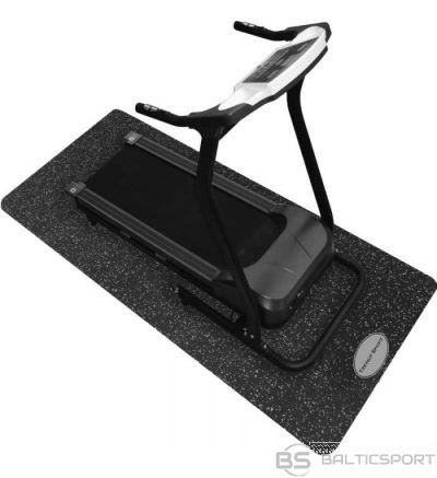 Rubber flooring gumijas paklajs zem trenažiera