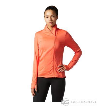 Džemperis adidas ClLMHT SN Wrap W BQ3915 / różowy / XS