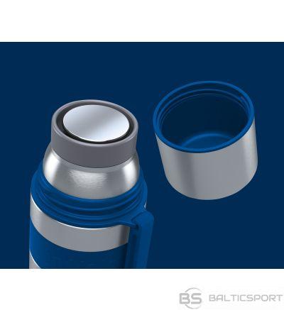 Boddels HEET Vacuum flask with cup Night blue, Capacity 0.35 L, Diameter 7.2 cm, Bisphenol A (BPA) free