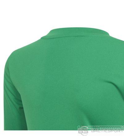 T-krekls adidas TEAM BASE TEE Junior GN7515 / Zaļa / 152 cm