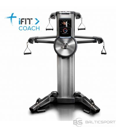 Nordic Track Home Gym NORDICTRACK FUSION CST + 1 year membership INCLUDED