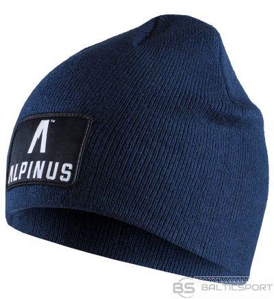 Alpinus Stockholm Classic Beanie tumši zila AWH001