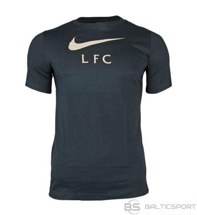 Nike Liverpool FC DB7642 364 T-krekls / XS (122-128) / grafitowy