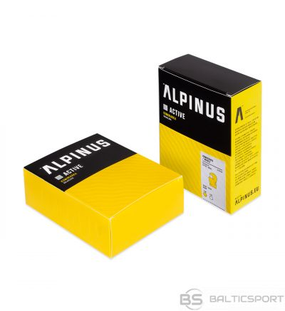 Alpinus Active Balaclava Unisex balaclava melna GT43249 / L / XL