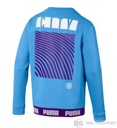 Puma Manchester City Ftblculture džemperis 756133 džemperis 27 / Zila / XL