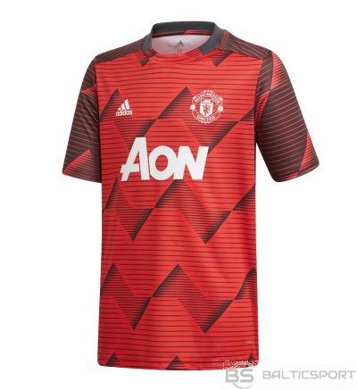 Adidas Manchester United krekls H Y EI9871 / Sarkana / 140 cm