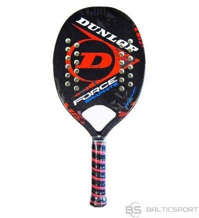 Dunlop Beach tennis racket FORCE GRAPHITE 350g, 80% Carbon Graphite
