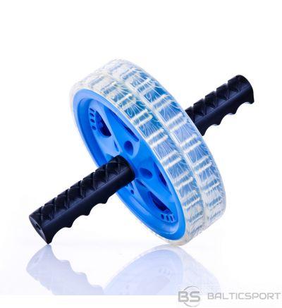 Spokey TWIN B II Double Roller, One size, Blue/black