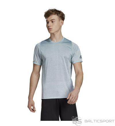 Adidas FL SPR FG SPY DU1186 apmācības T-krekls / L / Pelēka