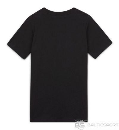 Nike Liverpool FC Big Bērnu futbola T-krekls CZ8249 010 / M / Melna