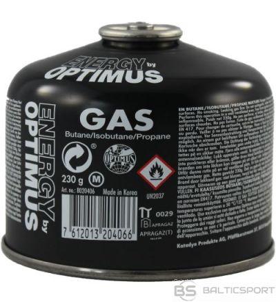 Optimus Gas 230g Tactical / Melna / 230 g
