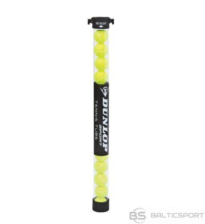 The Dunlop Tennis Ball Pickup Tube Black