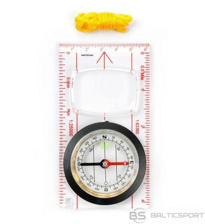 Kompass ar lineālu Meteor 110mm 8189/71007