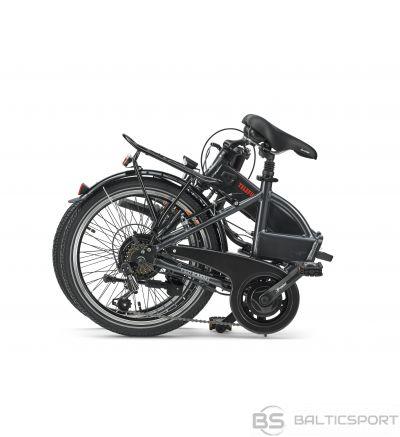 Telefunken Kompakt F820, Folding E-Bike, 250 W, 20 '', 24 month(s), Anthracite