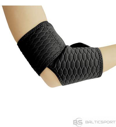 Spokey CUBI Elbow support, Universal, Black