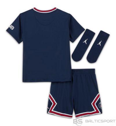Nike PSG bērnu futbola komplekts CV8301 411 / 85-90 cm / Jūras zila