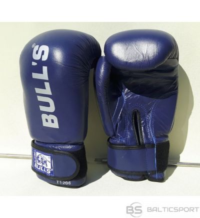 Bulls Boksa cimdi - TT-206 - zils