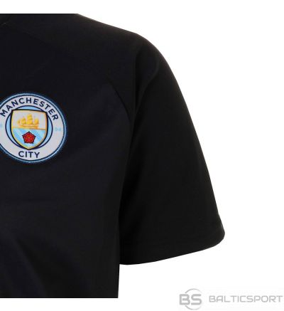 Puma Manchester City Stadium T-krekls Int Jersey SS 756248 30 / Melna / L
