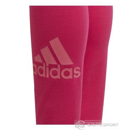 Legingi adidas YG MH BOS Tight DV0331 / różowy / 128 cm
