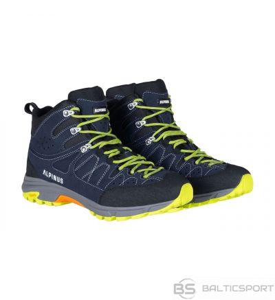 Pārgājienu apavi Alpinus Tromso High Tactical tumši zils GR43332 / 47