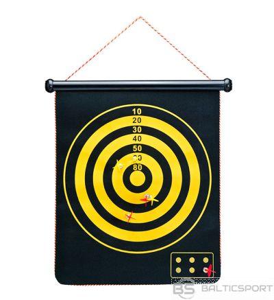 Magnētiskais akts ar šautriņām 43 cm /  /